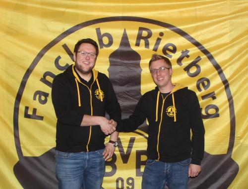 Thomas Laukemper übernimmt Fanclub-Vorsitz