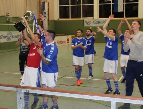 Rheda-Wiedenbrück 04 triumphiert beim 5. Derby-Cup