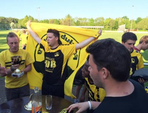 Überraschender Turniersieg der Grafschaft in Thüle